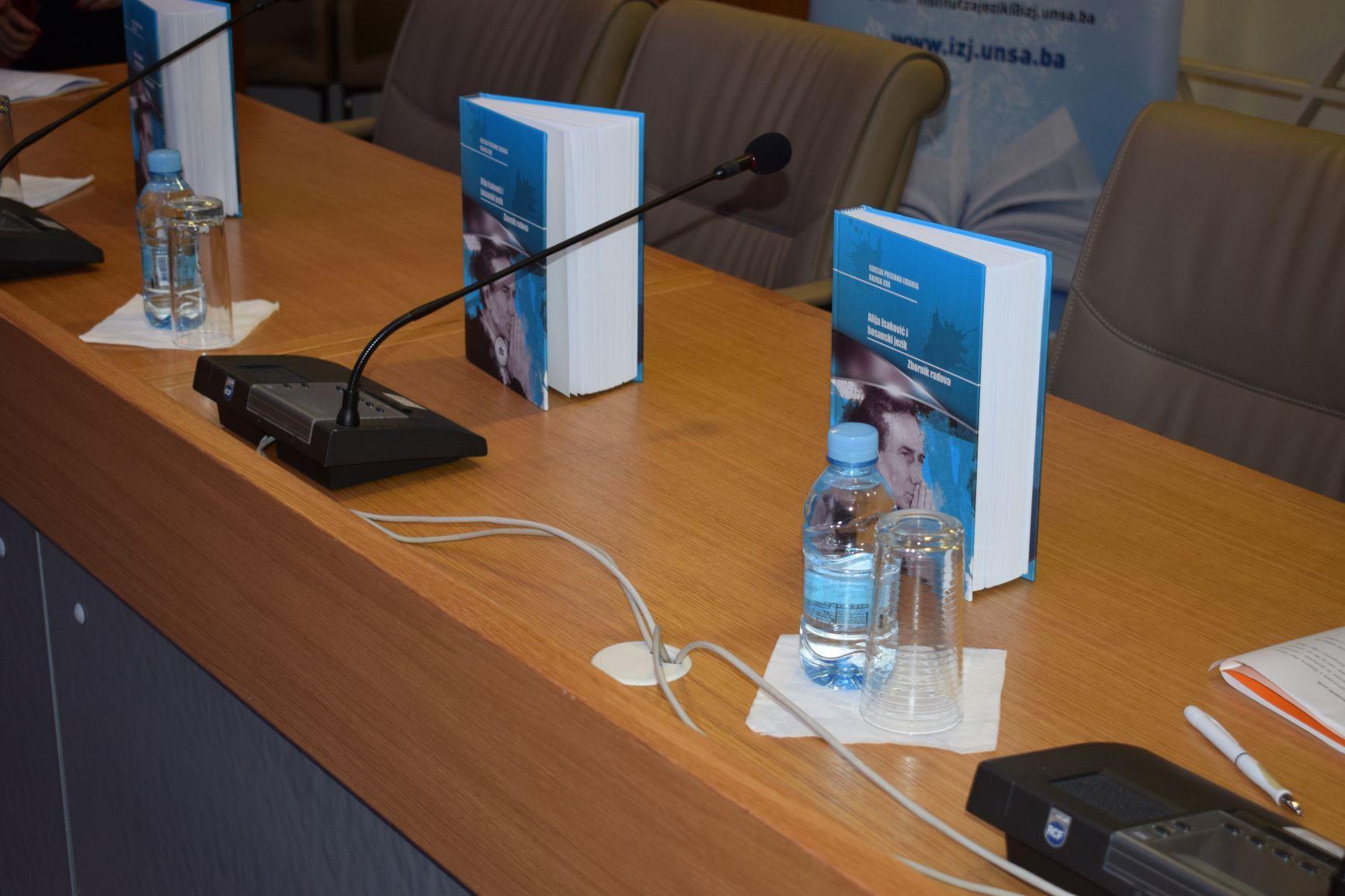 "Promotion of Proceedings ""Alija Isaković and the Bosnian"