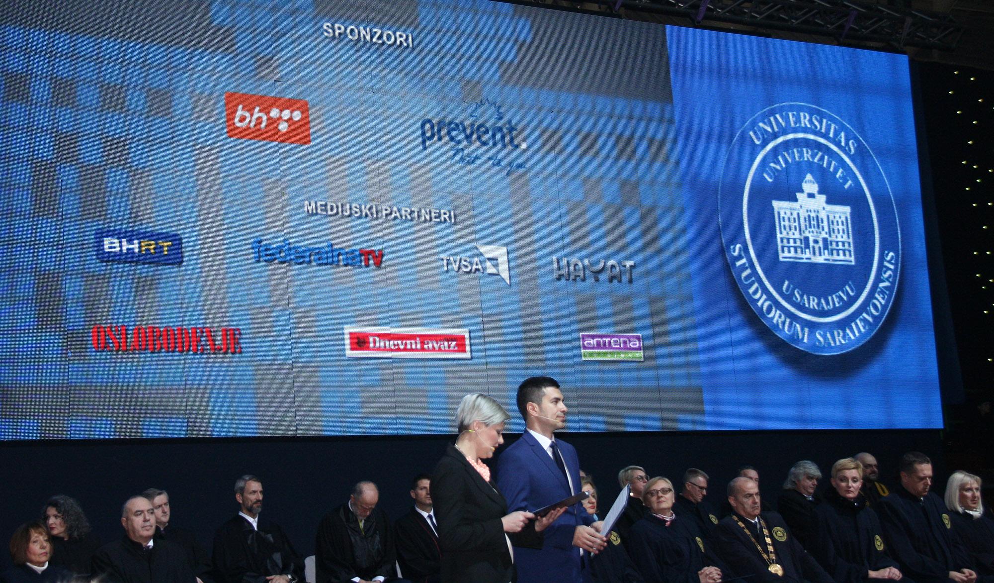 Sponzori i medijski partneri