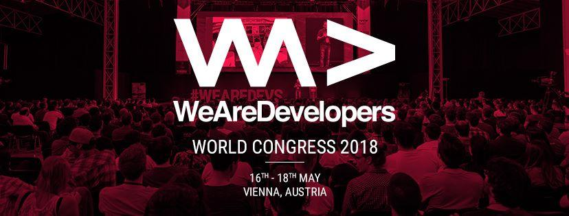 WeAreDevelopers kongres