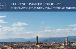FLORENCE WINTER SCHOOL 2018