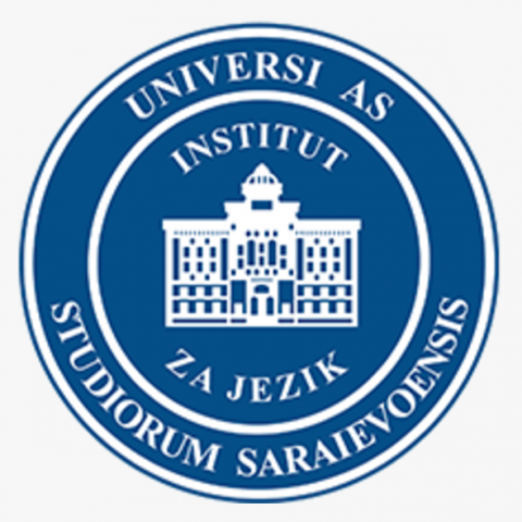 Logo Instituta za jezik